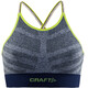 Craft W's Comfort Low Impact Bra Depth